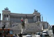 Рим. Площадь Венеции.