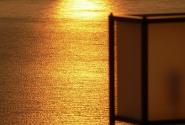 На Санторини после заката