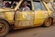 Воистину самая бедная страна в мире. Таких там на дорогах много. Они на ходу.