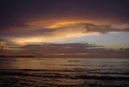 Вид с набережной Конакри.
