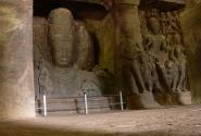 Храм на Elephanta island