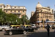 На улицах Мумбая