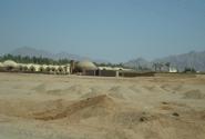 общий вид. пустыня