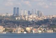 деловая часть Стамбула