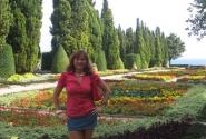 в Ботаническом саду королевы