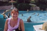 обезьяний бассейн