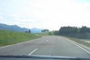 Дорога к Альпам