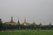 Бангкок.Королевский дворец