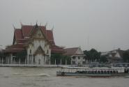 Бангкок. Вид с реки