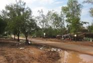 Камбоджийская деревня