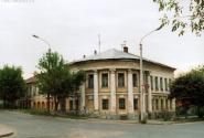 Дом около камня (где Кострома началась)