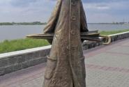 Чехов, будучи проездом в Сибири