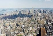 Манхеттен (вид с Twin Towers)