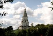 Сентябрь в Коломенском