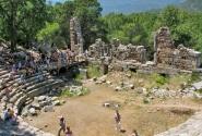 Фазелис: в древнем театре