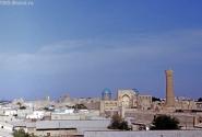 Бухара. Вид на город