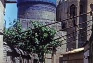 Самарканд. Улица в старом городе
