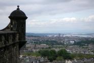 С высоты королевского замка