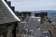 Крыши Эдинбурга