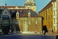 Майское утро в Братиславе