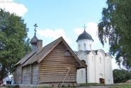 Церква в Старой Ладоге