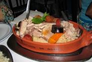 Еда в Кантино да Роза