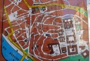 Карта Коимбры
