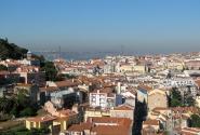 Лиссабон. Панорама №1