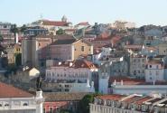Лиссабон. Панорама №13