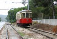 Трамвай в Синтру