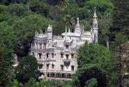 Замки в окрестностях Синтры #1