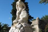Кашкайш. Памятник воинам, сражавшимся с Наполеоном