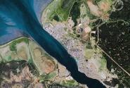 Онега - город, где родился Онегин