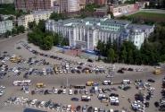 Площадь у вокзала