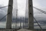 Мостик между Швецией и данией