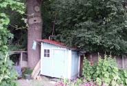 Шведский дачный домик