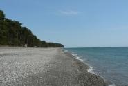 апрельское побережье