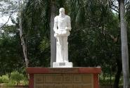 Памятник Франсиску де Кордове в Леон Вьехо