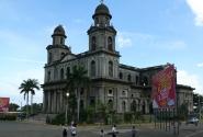 Старый собор в Манагуа.
