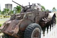 Этот танк не спас Сомосу!