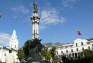Кито. Площадь Независимости