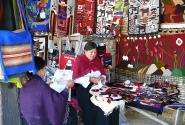 Индейцы отавало на рынке