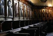 Зал собраний причта, монастырь Святого Франциска.