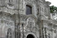 Церковь «Компании Иезуитов» – жемчужина эквадорского барокко.