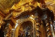 Интерьер церкви иезуитов.