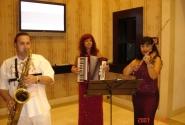 встреча в отеле, музыканты были в угаре!!!!