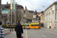 а желтые трамваи- только по Старому городу