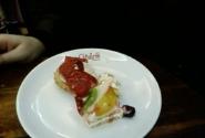 десерт в турецком кафе
