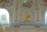 а это Дрезден, внутреннее оформление изумительной Фрауен-Кирхе, восстановленной по кирпичику по рисункам, фотографиям и воспоминаниям переживших войну...