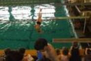 прыжок..